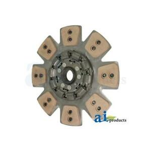 72160745 8 Transmission Clutch Disc For Massey Ferguson Tractor 1105 1135 1155