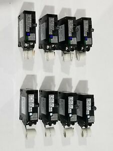 Murray 15amp Circuit Breakers Us2 mpa115afcp Mp115dfp lot Of 8 mc