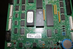 Pump Controller Printed Circuit Board Assembly Encore 300 M01598a001