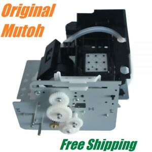 Original Mutoh Vj 1204 Vj 1604e Maintenance Assembly With Cap Top Df 49686