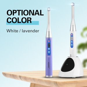Woodpecker Style Dental Iled Wireless Curing Light Upgrate 1 Second Cure 2300mw