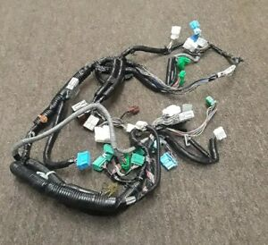 Honda Civic Lx 2004 Dashboard Harness Part 32117 s5p a232a