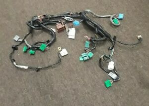 Honda Civic Lx 2004 Dashboard Harness Part 32117 s5a a032