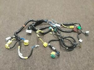Honda Civic Lx 2004 Dashboard Harness