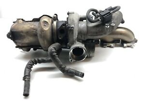Audi Rs6 C6 4f 5 0 B turbo Buh Engine Turbo Charger Oem 07l145702j