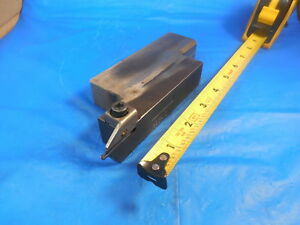 236 101 2 3 8 X 1 Shank Modified Welded Block Lathe Tool Holder Machine Shop