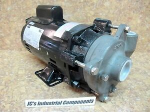 Dayton 2zwu2 Centrifugal Pump Stainless Steel 120 240 V 1 Ph 1 1 4
