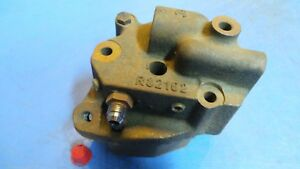 1 John Deere 4430 Tractor Transmission Hydraulic Pump Part R82162 New Oth