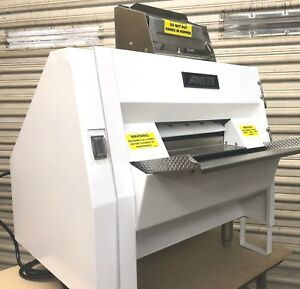 Reconditioned Anets Double Pass Counter Top Dough Roller sheeter Sdr 21