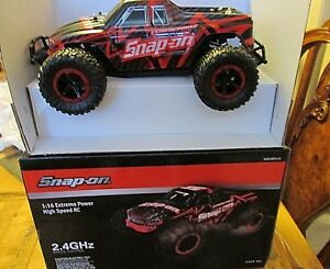 Snap On 1 16 Extreme Power Rc Truck 35mph New