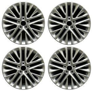 18 Lexus Es350 2013 2014 2015 2016 2017 2018 Factory Oem Rim Wheel 74278 Set