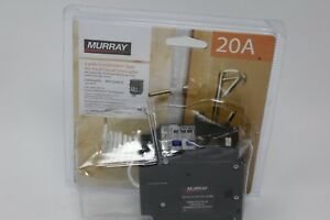 Murray 2 Pole Circuit Breaker 20 Amp Double pole Type Mp at Combination Afci