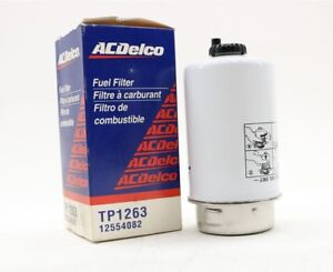 New Acdelco Fuel Filter Tp1263 Chevy Express Gmc Savana 2500 3500 L65 1996 2002