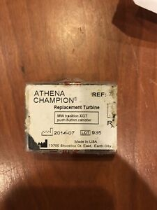 Push Button Midwest Tradition egt Turbine Without Cap Athena Champion 71960