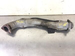 96 97 98 99 00 Civic Exhaust Pipe a Down Pipe Single Inlet Used Oem