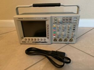 Tektronix Tds3054b 4 Channel Digital Phosphor Oscilloscope 500mhz 5gs s