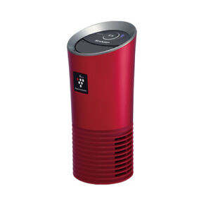 Sharp Plasmacluster 25000 Ig kc15 r Car Air Purifier Cup New From Japan Red
