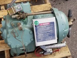 Compressor Refrigeration 3 Hp Carlyle 06df31 32aa36 00