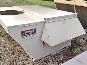 Lennox 5 Ton Rooftop Package Heating cooling Unit 3866