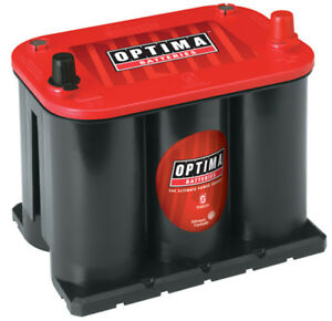 Optima Battery Battery Red Top 720cca 910ca 25 35 Top Post P n 8020 164