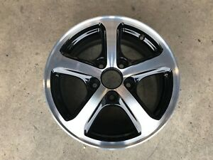 Honda Civic 2012 2013 2014 2015 15x6 Black Wheel Rim 64027