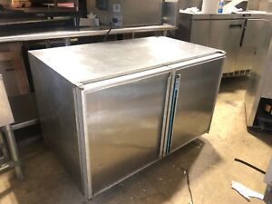 Silverking Skr48 48 Commercial Undercounter Refrigerator Cooler Used Worktop