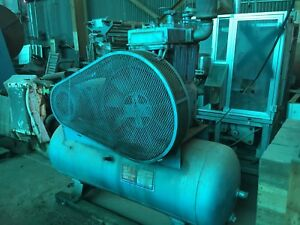 Quincy Model 390 Air Compressor