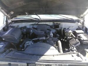 Chevrolet Chevrolet 3500 Pickup Engine 5 7l 98 99 Vortec