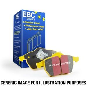 Ebc Brakes Dp4032r Yellowstuff Street And Track Brake Pads For Ap Alcon Caliper