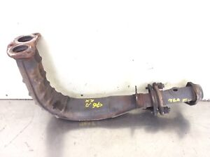 94 95 96 97 Accord Ex 4cyl Exhaust Pipe A Down Pipe Double Inlet Extension Oem