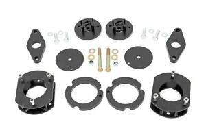 2 5 Lift Kit Fits 2011 2019 Jeep Grand Cherokee Wk2