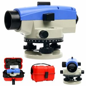 Series Automatic Level 32x Optical Transit Survey With Case Accruate Portable