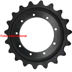New Mini Excavator Sprocket Fit For Yanmar Vio50 1 Model Parts