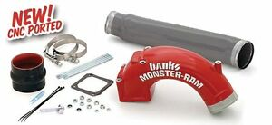 Banks Power 42764 Monster Ram 3 5 Intake Elbow For 98 02 5 9l Cummins Diesel