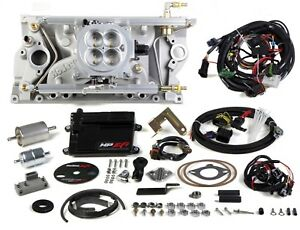 Holley Efi 550 815 Hp Efi Multi point Fuel Injection System