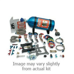 Nos 02302nos Pro Two stage Wet Nitrous System
