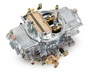 Holley Performance 0 4778s Double Pumper Carburetor