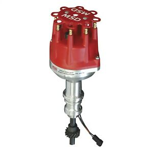 Msd Ignition 8579 Pro Billet Small Diameter Distributor