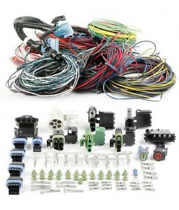 Holley Efi 534 143 Commander 950 Main Wiring Harness
