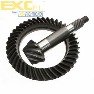 Excel D60513rt Ring And Pinion Gear Dana 60 Front Rev Cut Thick 5 13