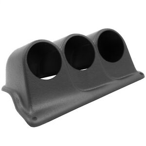 Autometer 15016 Mounting Solutions Triple Dash Pod