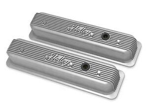 Holley Performance 241 246 Valve Covers