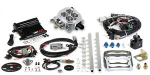 Holley Efi 550 500 Hp Efi Universal Retrofit Multi Point Fuel Injection Kit