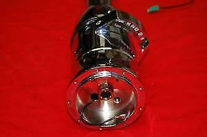 28 Chrome Stainless Tilt Steering Column Hot Rod Automatic Shift Gm Wiring