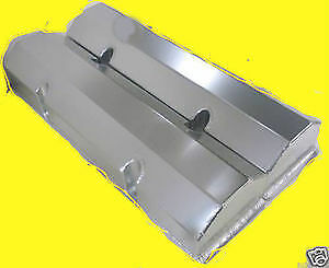 Sbc Small Block Chevy Tall Fabricated Valve Covers Out Holes Cover