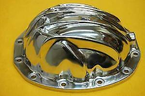 12 Bolt Rear End Differential Cover Chevy Polished Aluminum Fit