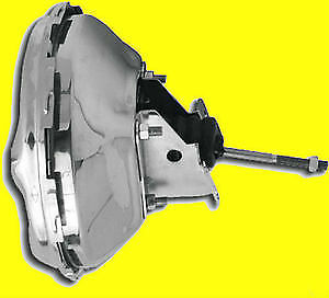 Gm Power 11 Brake Booster Chrome A And F Body 11 In 11in