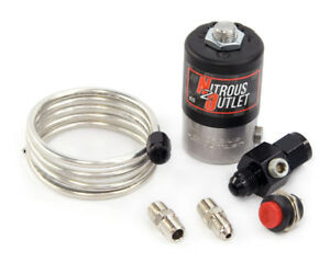 Nitrous Outlet big Show 6an Purge Kit