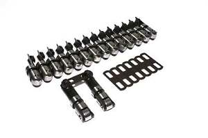 Comp Cams Endure x Solid Roller Cutaway Lifters For Sbc With Offset Intakes And