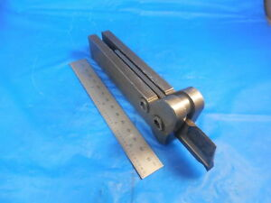 Empire Tool S 7 Cut Off Blade Holder Slight Mod With Blade Cnc Machine Shop